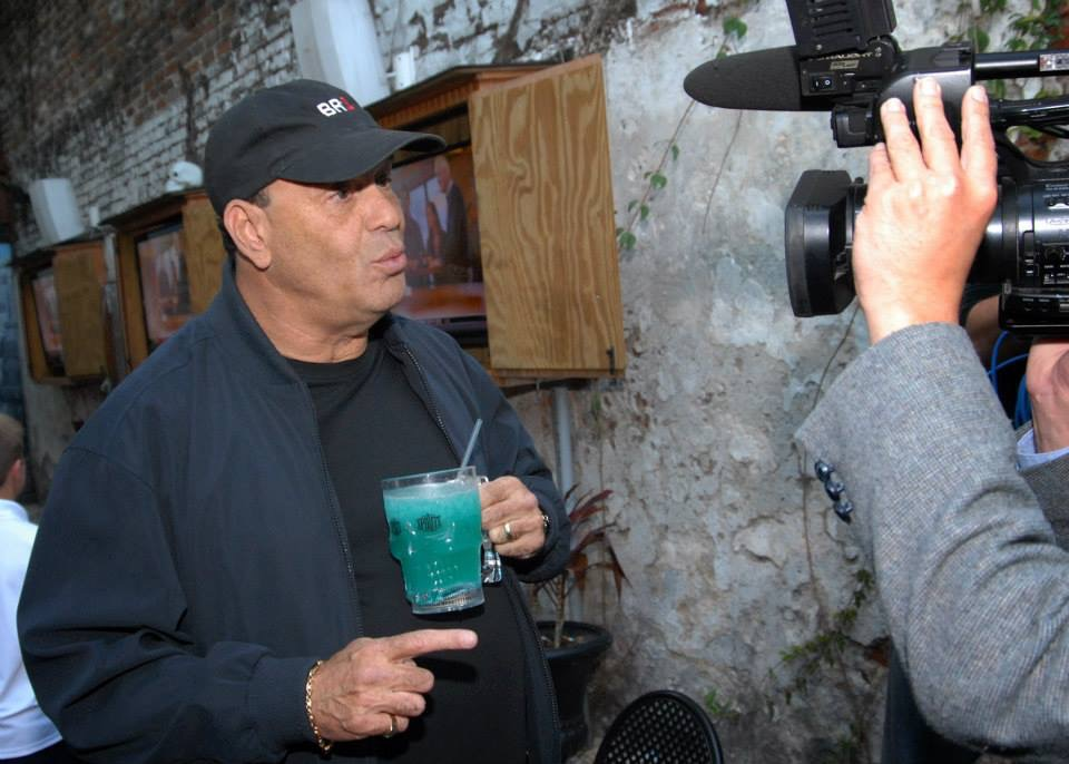 Jon Taffer at Spirits on Bourbon in 2014.